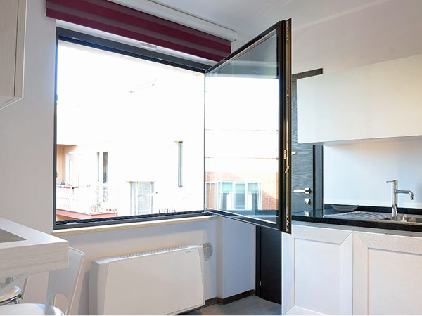 Infissi in alluminio modena costo sostituzione cambio for Costo finestre pvc
