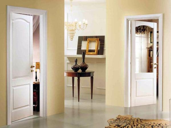 Porte Per Interni Garofoli : Porte classiche modena interne in legno massello