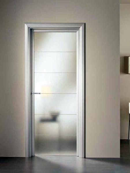 Vetrate modena infissi pareti porte di vetro scorrevoli - Porte interne in vetro scorrevoli ...