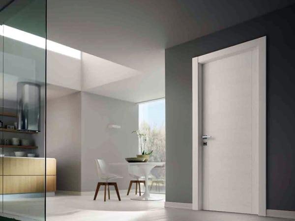 Porte interne moderne modena rivenditore garofoli gidea for Porte interne garofoli