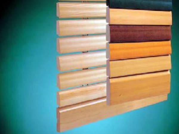 In legno